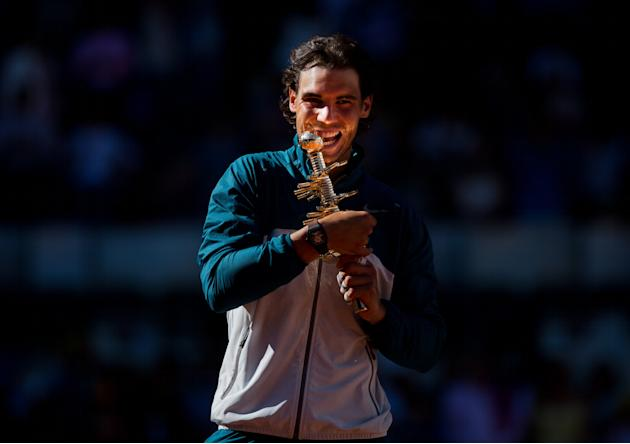 Mutua Madrid Open - Day Nine