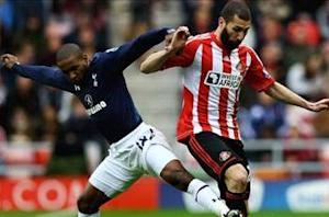 Sunderland 1-2 Tottenham: Visitors fight back in second-half to secure win over Black Cats