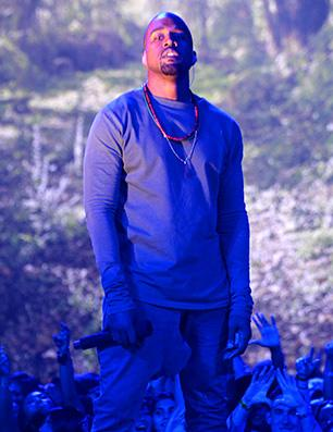 Kanye West Brings on Jesus for 'Yeezus' Tour Kickoff
