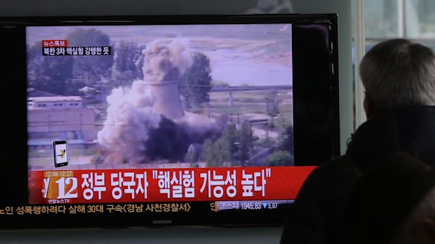 North Korea Says it Has Conducted a Nuclear Test (ABC News)