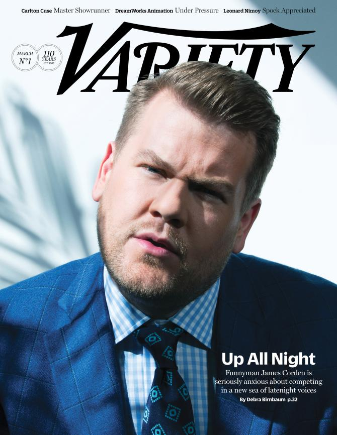 James Corden on Taking Over 'The Late Late Show' and Winning Over America