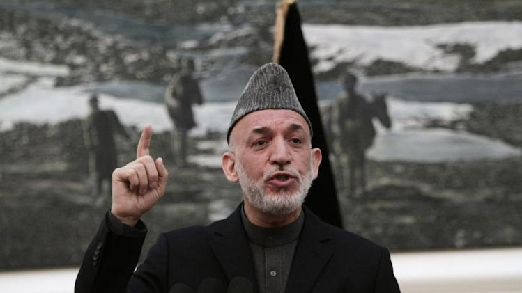 Afghan President Says CIA Payments to Continue