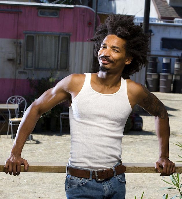 Eddie Steeples stars as Darnell in My Name Is Earl on NBC.