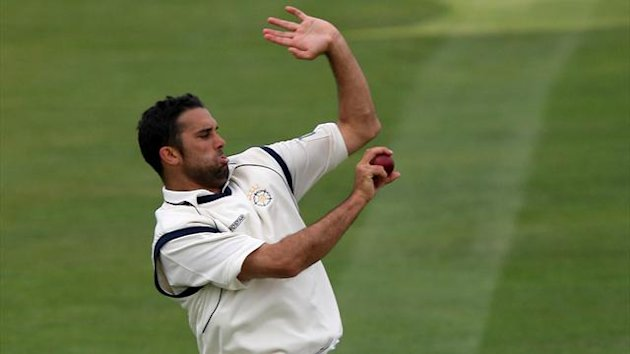 Kabir Ali has made the move from Hampshire to Division Two rivals Lancashire