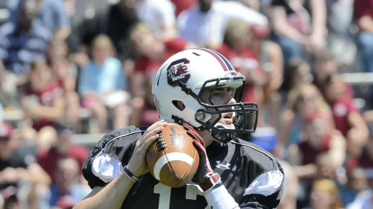 NCAA Football: South Carolina-Spring Game