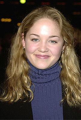 Premiere: Erika Christensen at the Century City premiere of Columbia's Vertical Limit - 12/3/2000