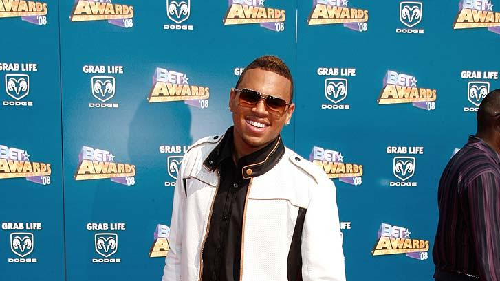Brown Chris BET Awards