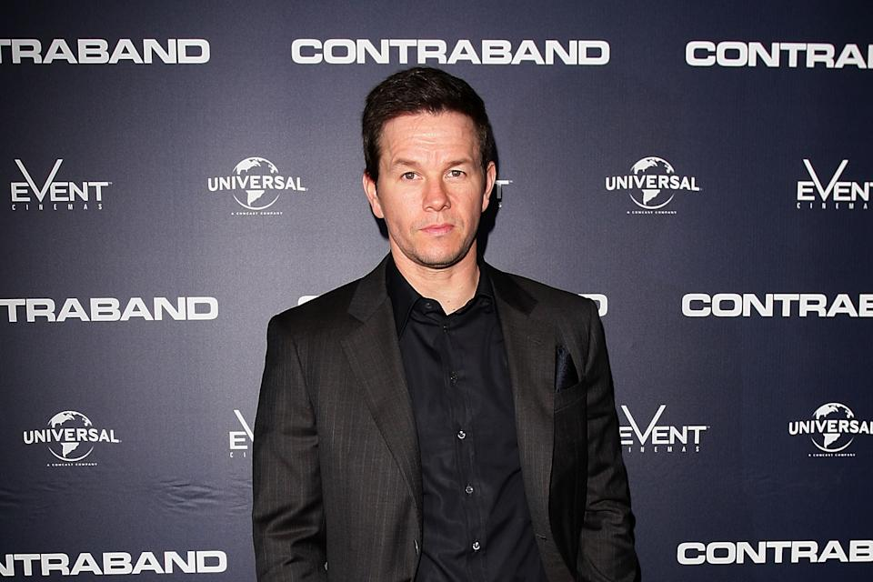 Mark Wahlberg 'Contraband' Photo Call