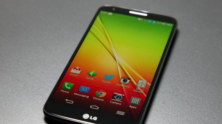 This is the phone LG hopes will finally help it fight Samsung