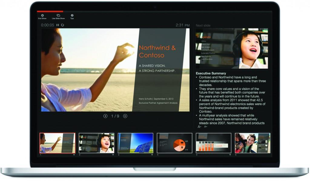 Office 2016 for Mac gets first public preview
