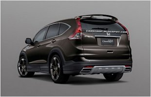 All-New Honda CR-V Mugen