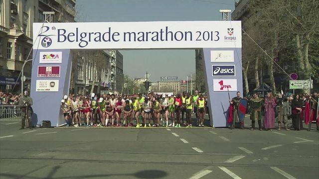 Kitum and Jeftic enjoy victories in Belgrade marathon