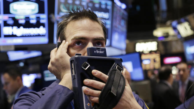A weak start to 2014 continues for stock market