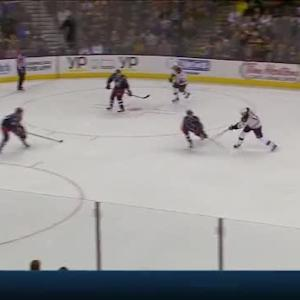 Sergei Bobrovsky Save on Simon Gagne (18:31/3rd)