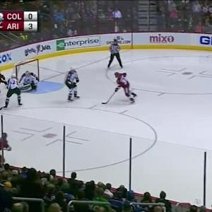 Calvin Pickard Save on Oliver Ekman-Larsson (00:12/2nd)