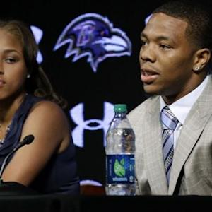 Media drop ball on Ray Rice
