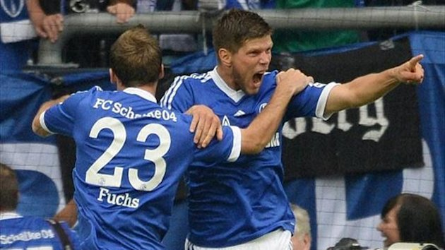 Klaas-Jan Huntelaar (Schalke)