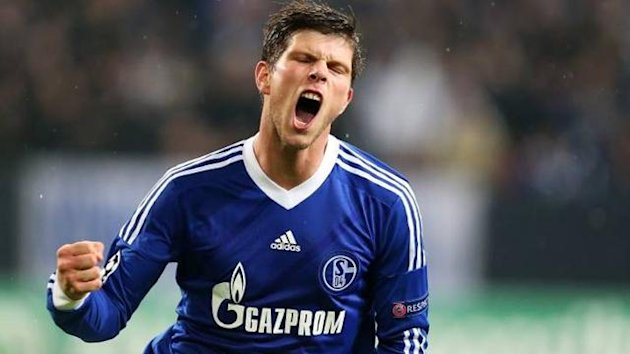 Klaas-Jan Huntelaar, FC Schalke 04