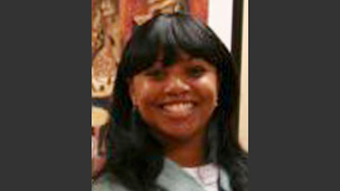 This 2011 photo provided by Dr. Barry Weiss, from the website of Advanced Periodontics in Hamden, Conn., shows former employee Miriam Carey. The 34-year-old Carey was shot to death by police after a car chase that began when she tried to breach a barrier at the White House. (AP Photo/Advanced Periodontics)