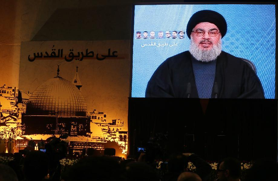 Hezbollah head says not seeking new war but warns Israel