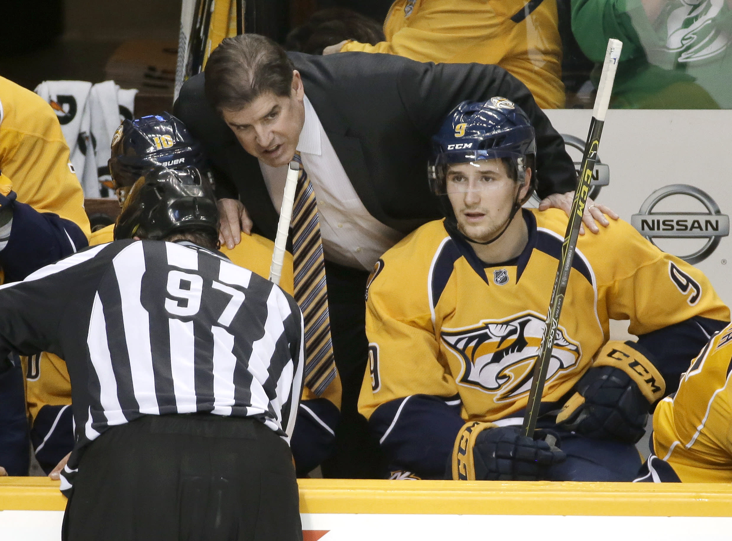 Predators not panicking in midst of worst skid this season