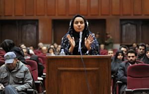 The UN and international rights groups said that Reyhaneh…