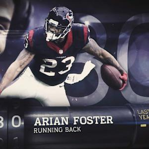 'Top 100 Players of 2015': No. 80 Arian Foster