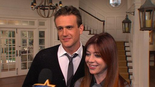 'How I Met Your Mother': How Much Will Jason Segel & Alyson Hannigan Miss Each Other?