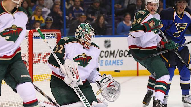 Minnesota Wild v St. Louis Blues
