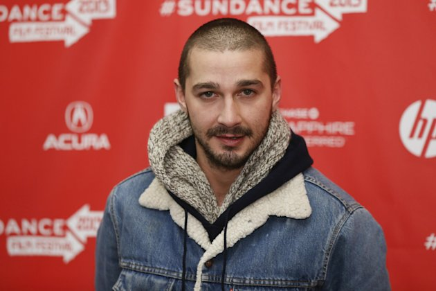Beaten up?... Shia LaBeouf reportedly beaten up for filming sick woman