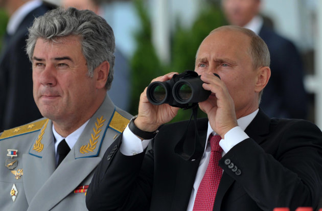 Putin Promises To Boost Russian Air Force