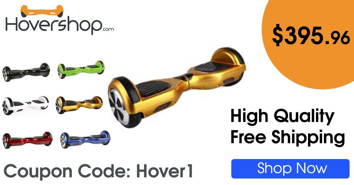 Hoverboards Available Now