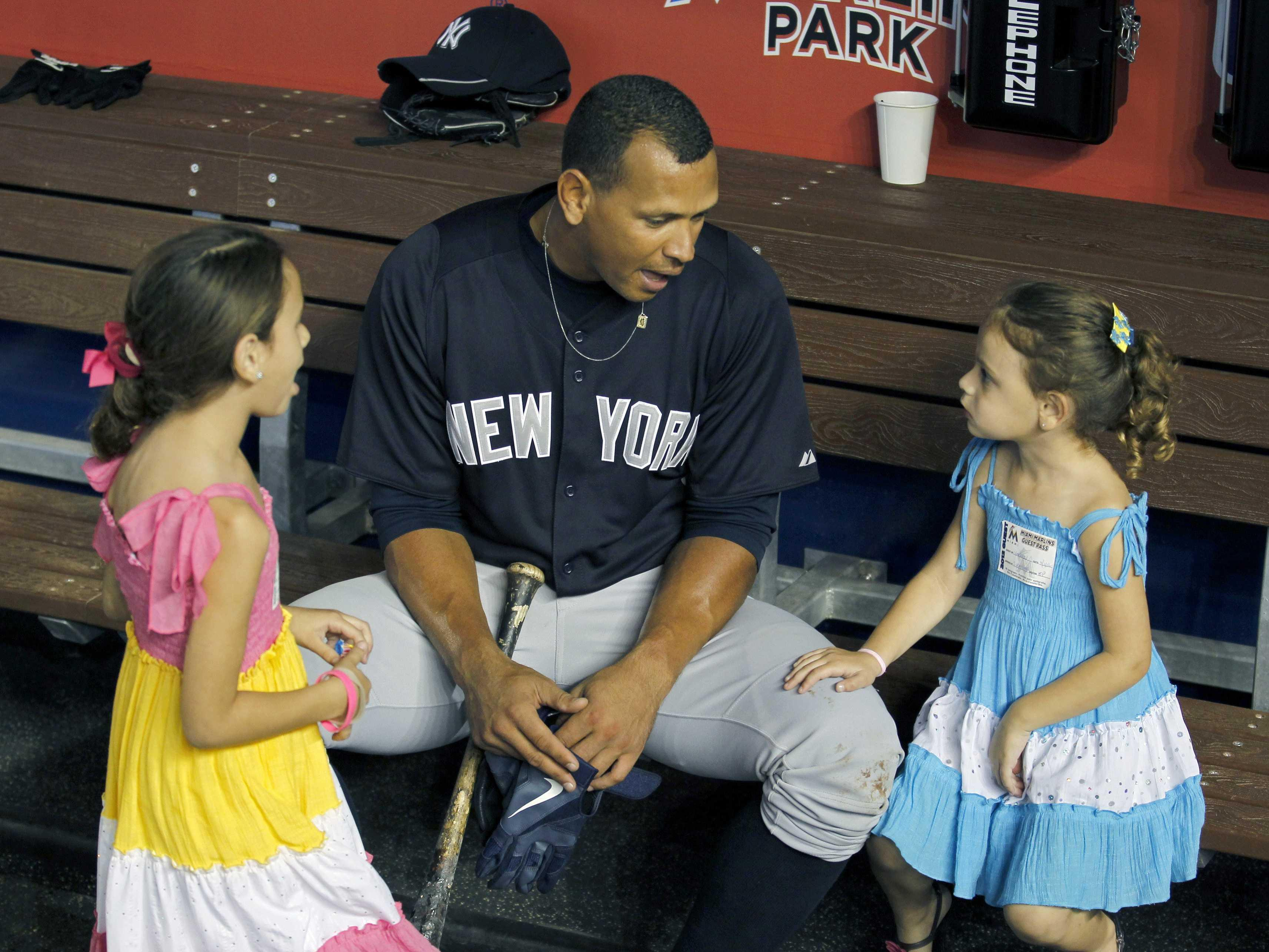 One phone call convinced Alex Rodriguez to stop fighting MLB and apologize