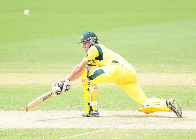 ICC U19 Cricket World Cup 2012 Final - Australia v India