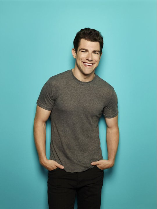 "Max Greenfield stars as Schmidt in ""New Girl."""