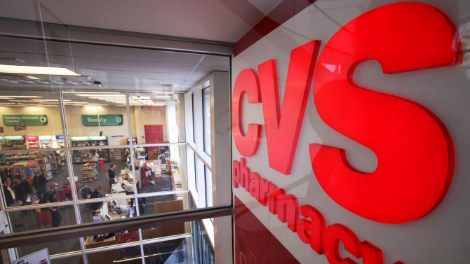 CVS Caremark 4Q profit jumps more than 12 pct