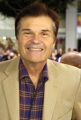 Fred Willard at the Hollywood premiere of Warner Bros. The Polar Express