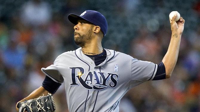 Price strikes out 10, Rays top creative Astros 4-3