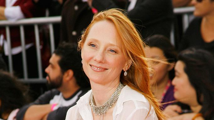 Michael Jackson's This Is It LA Premiere 2009 Anne Heche