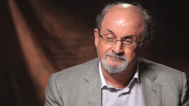 "Salman Rushdie's ""Joseph Anton"": Death Warrant, Secret Police, 9 Years in Hiding"