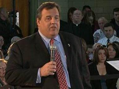 Who Will Chris Christie Choose to Fill Senate Seat?