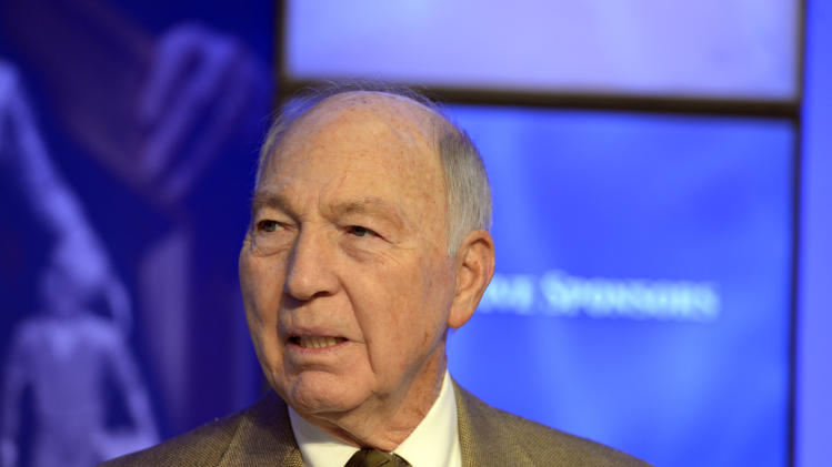 NFL: Super Bowl XLVII-Bart Starr Award-Super Bowl Breakfast