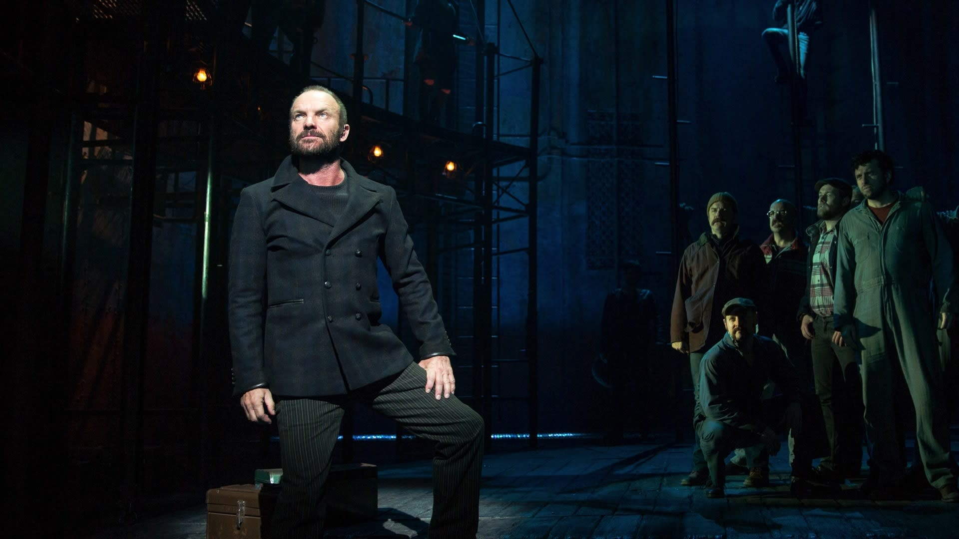 Broadway Review: Sting in 'The Last Ship'