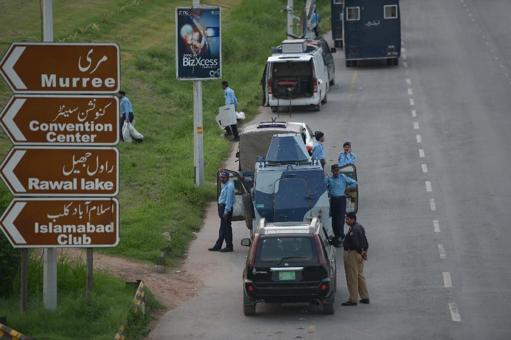 Gunmen kill policeman in Pakistan capital