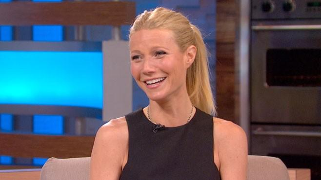 Gwyneth Paltrow on 'Iron Man 3,' Keanu Reeves Crush