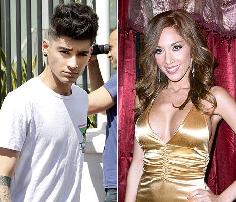Farrah Abraham Debuts New Boob Job, One Direction's Zayn Malik Reveals Dramatic Weight Loss: Top 5 Stories