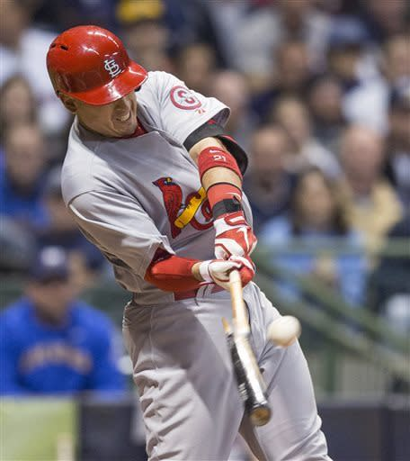 Westbrook, Cardinals beat Brewers 6-5