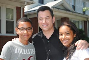 Jimmy Kimmel Comes Home to Mill Basin Brooklyn
