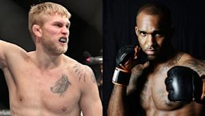 Alexander Gustafsson Faces Jimi Manuwa at UFC London in March