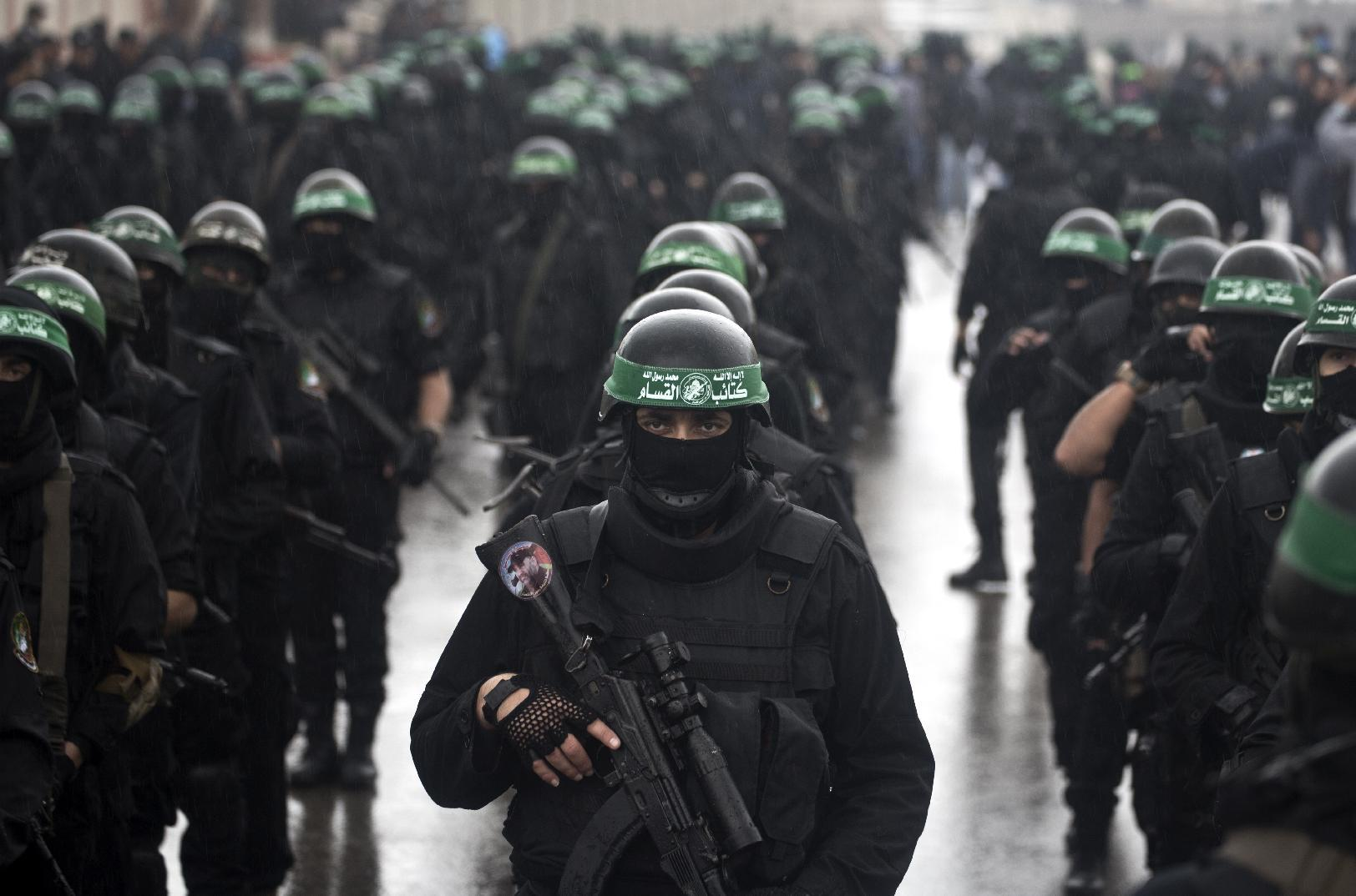 Egypt court rules Hamas armed wing 'terror group'